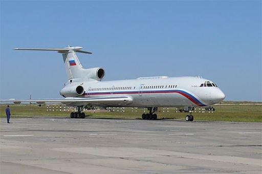 В Сочи продолжаются поиски фрагментов потерпевшего крушение Ту-154