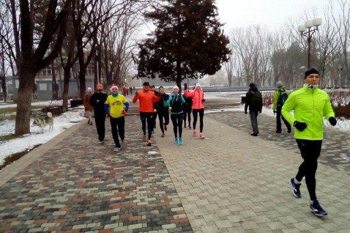 В Краснодаре 2 раза увеличилось количество желающих принять участие в новогоднем забеге