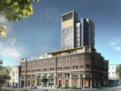 «Flash» построит в Ростове апарт-отель