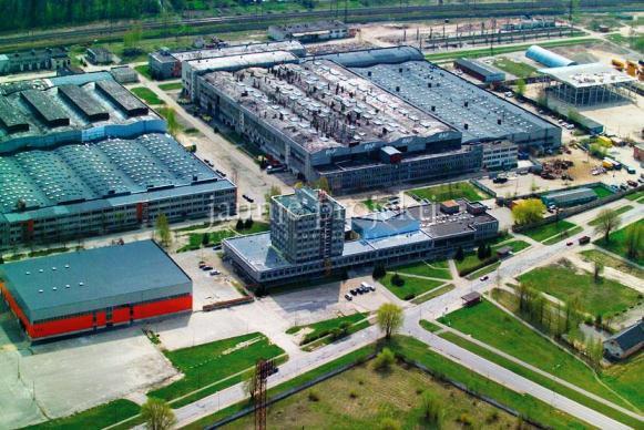 Индустриальный парк и логистический центр появятся в Калачевском речном порту