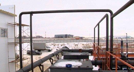 В 110 млн руб. обошлась установка очистных сооружений в п. Аэропорт Волгоградской области