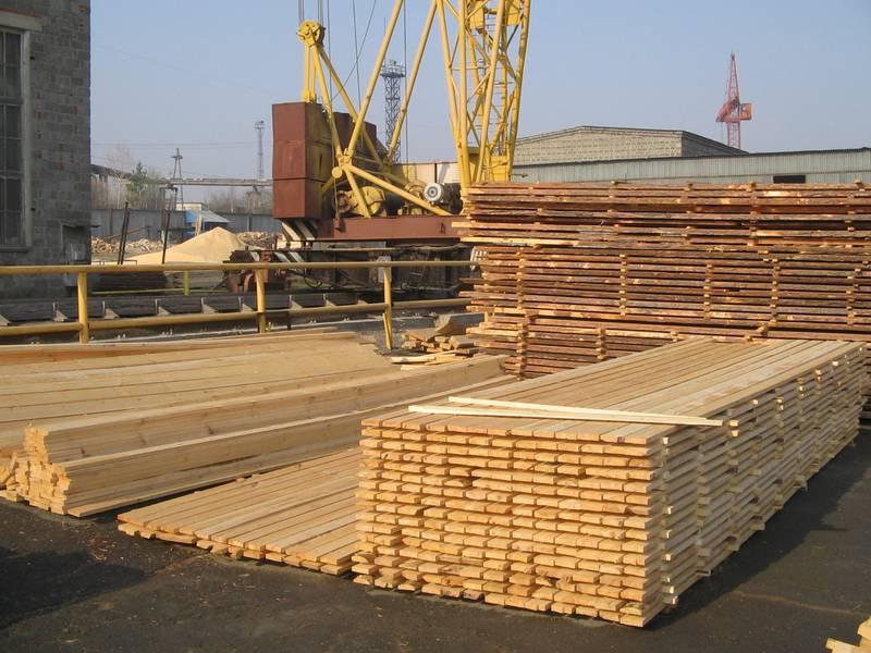 Кредиторы банкротят крупнейший на Кубани деревообрабатывающий комбинат