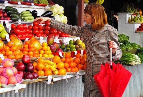 Спецкомиссия в Сочи отслеживает ценовую политику на рынках продуктов