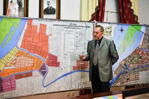 Градостроительный совет Астрахани принял проекты застройки города