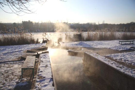 На правом берегу р. Темерник в Ростове построят парк отдыха