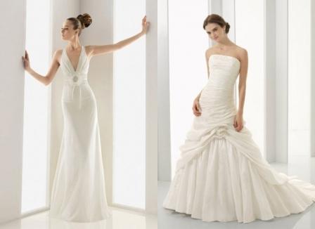 7d54921a946 Модные свадебные платья