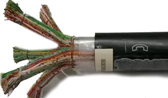 Телефонный кабель: общие сведения
