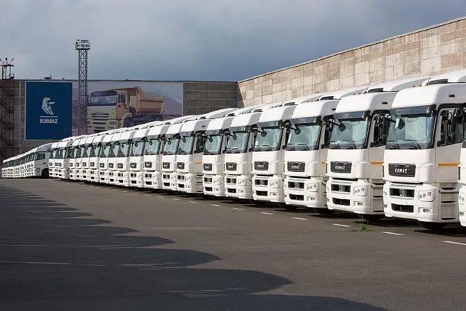 Ростовский рынок грузовиков демонстрирует уверенный рост