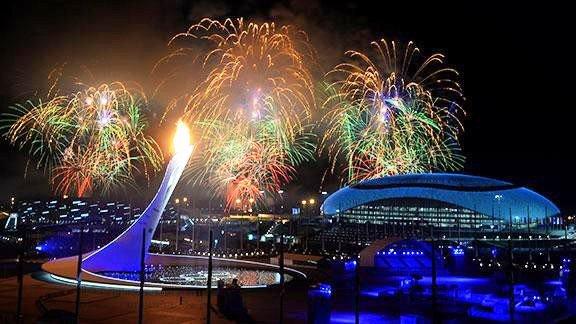 Жан-Клод Килли прибыл в Сочи на празднование трехлетия Олимпиады