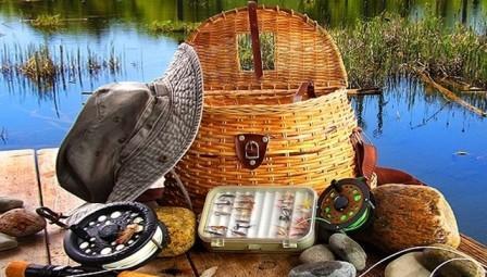 Товары для рыбалки и туризма от Kiwi Market