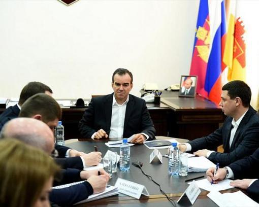 В. Кондратьев призвал строительные компании придерживаться плана комплексной застройки