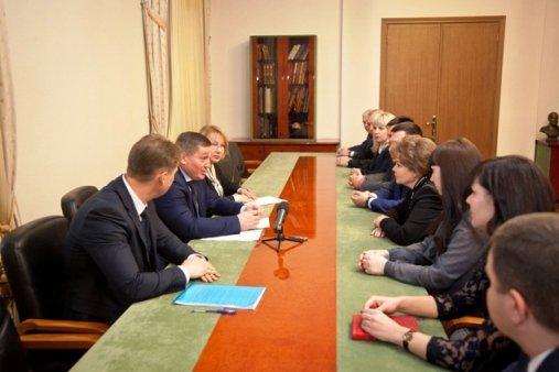 Мировых судей Волгоградской области обеспечат нормальными условиями для работы