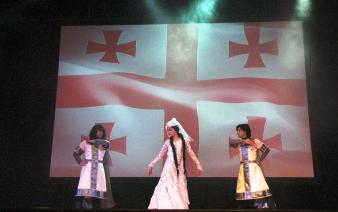 Грузинская диаспора Ростова организовала праздник памяти царя Давида