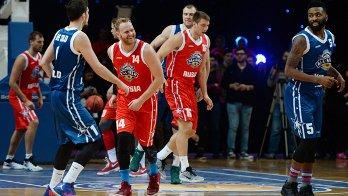 Матч всех звезд Единой лиги ВТБ состоялся в Сочи