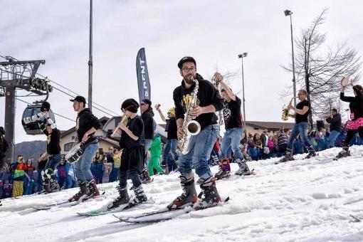 Музыканты-лыжники собираются 1 апреля на