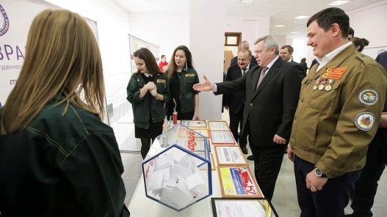 В Ростове стартовал конкурс на лучший студотряд