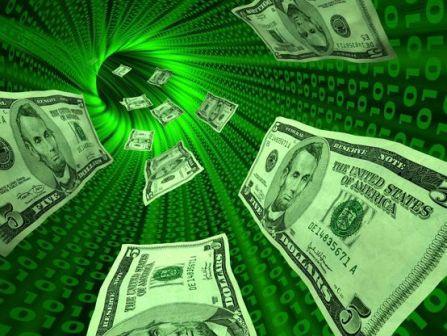 Вывод криптовалют в наличные деньги