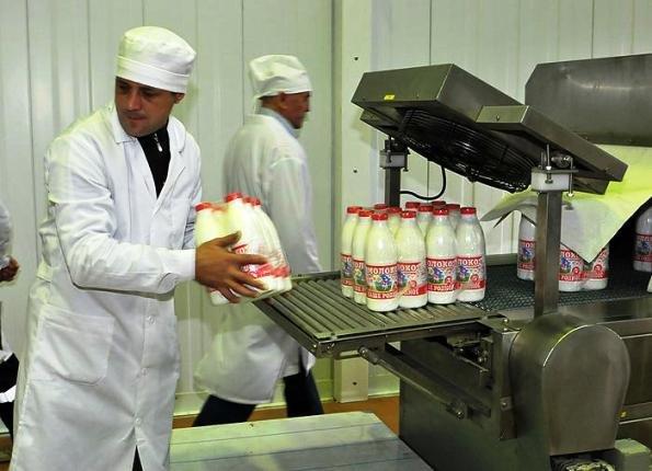 Куда пропало астраханское молоко?