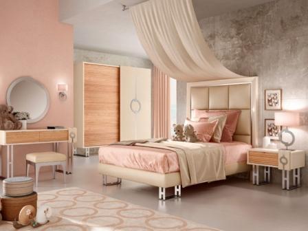 Итальянская мебель для детских комнат