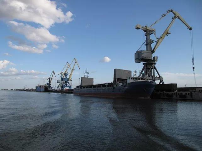 Минкавказа планирует развивать прикаспийские порты за счет экспорта