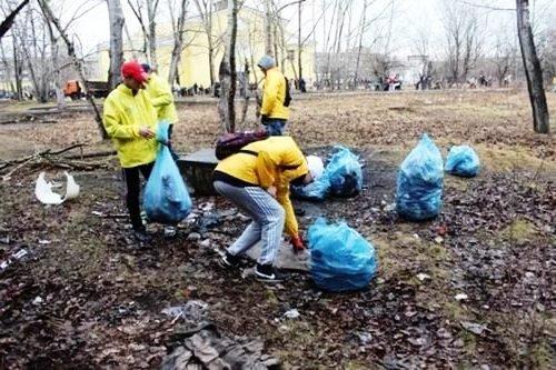 5 тыс. школьников Краснодарского края приняли участие в мероприятиях, посвященных Году экологии