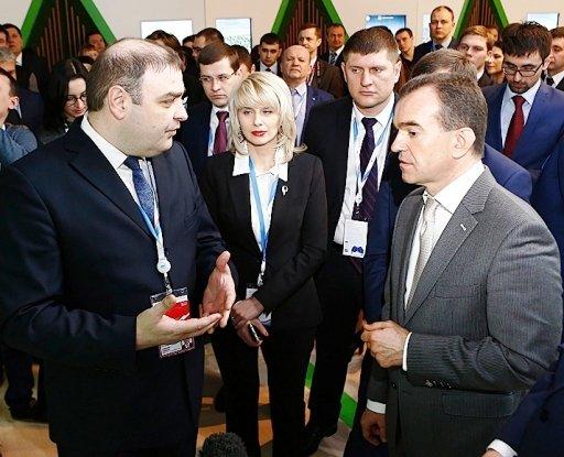 Новокубанский район подписал 4 инвестиционных соглашения на 253,6 млн руб.