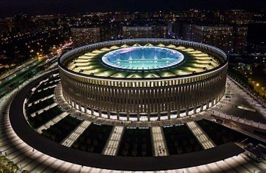 Краснодарский стадион вошел в тройку лучших спортивных объектов мира