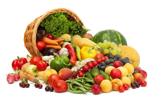 Польза свежих фруктов и овощей для здоровья человека