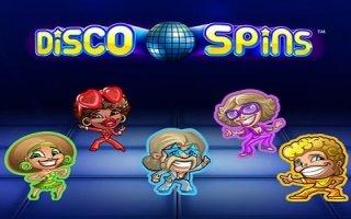 Отдых со слотами Disco Spins и Lucky Haunter
