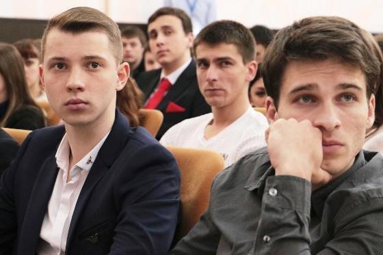 В Краснодаре состоялся съезд лидеров и общественных объединений молодежи правоохранительной направленности