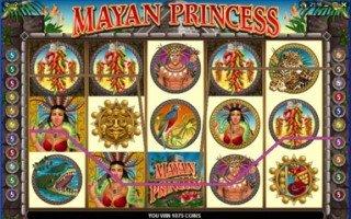 Забавные слоты Mayan Princess и Aztec Treasure