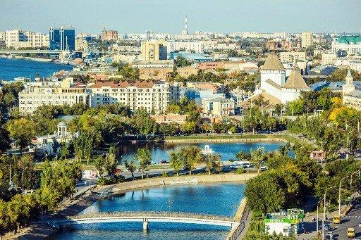 К 300-летию Астраханской губернии в регионе начали действовать десятки  программ по благоустройству