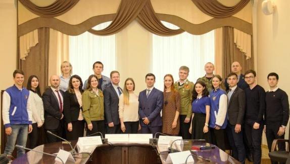 В Адыгее прошла встреча лидеров молодежных организаций