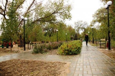 Победитель конкурса на лучший парк Волгограда получит 10 млн руб.