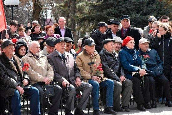 В Астрахани состоялся митинг, посвященный открытию