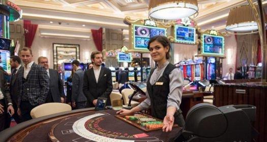 Сочинские казино обретают популярность у иностранных туристов
