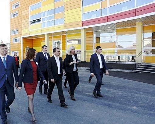 На строительство школ в Краснодарском крае выделили 1,2 млрд руб.