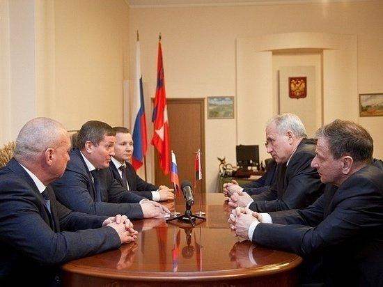 Делегация из Витебска побывала с рабочим визитом в Волгограде