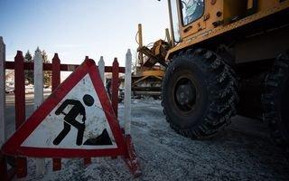Обновление дорожного полотна Кубани