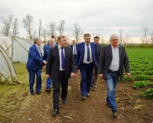 В 2016 г. гранты в Адыгее получили 35 фермеров и 7 крестьянских хозяйств