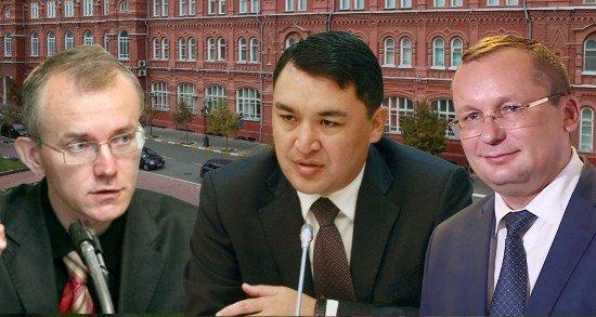 К. Маркелов ушел в отставку с поста председателя правительства Астраханской области