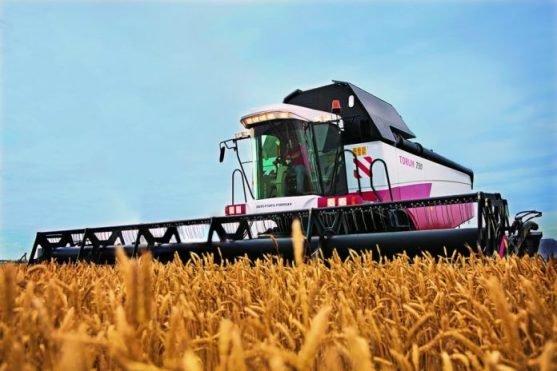 14 единиц инновационной сельхозтехники представила Кубань на Всероссийском форуме продовольственной безопасности