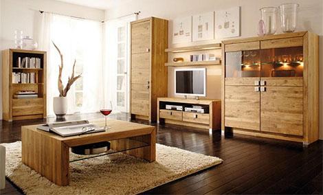 Недорогая мебель из соснового массива в Москве: потребительские преимущества