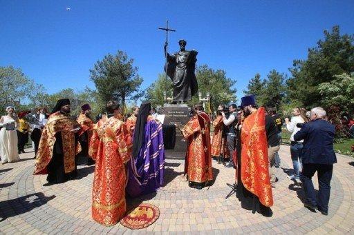 Андреевский парк открылся в Геленджике к 80-летию Краснодарского края