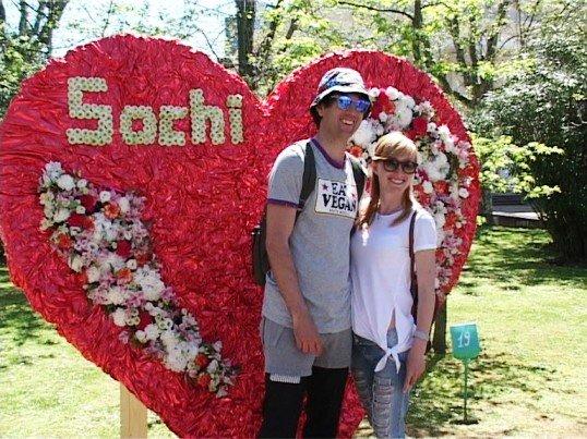 50 дизайнеров и флористов показали свой талант на Фестивале цветов в Сочи
