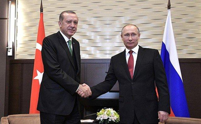 Камнем преткновения между Путиным и Эрдоганом стали помидоры