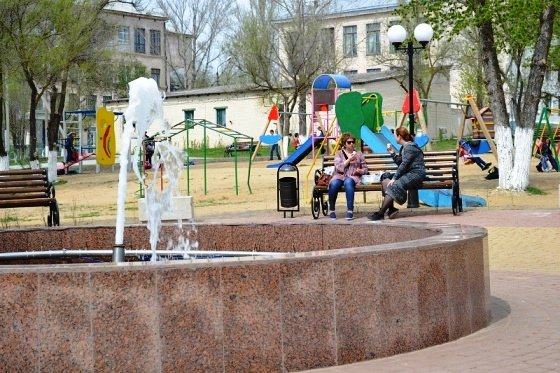 Комсомольский парк в Жирновске получит вторую жизнь за 2 млн руб.