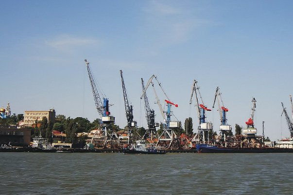 Группа «Louis Dreyfus» открыла в Азовском порту новый зерновой терминал