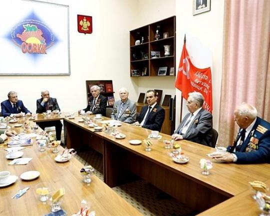 Координационный совет ветеранов создадут на Кубани