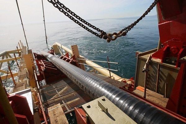 В Анапе началось строительство «Турецкого потока»